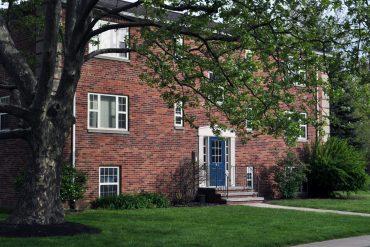 Elmwood Manor Apartments.