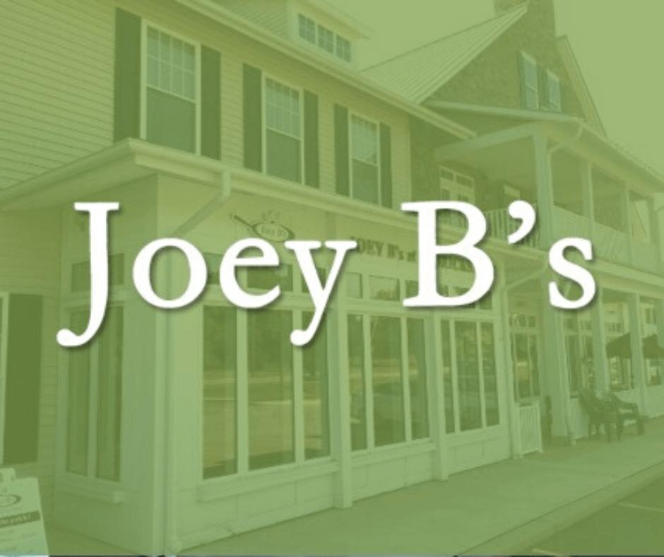 Joey Bs Logo