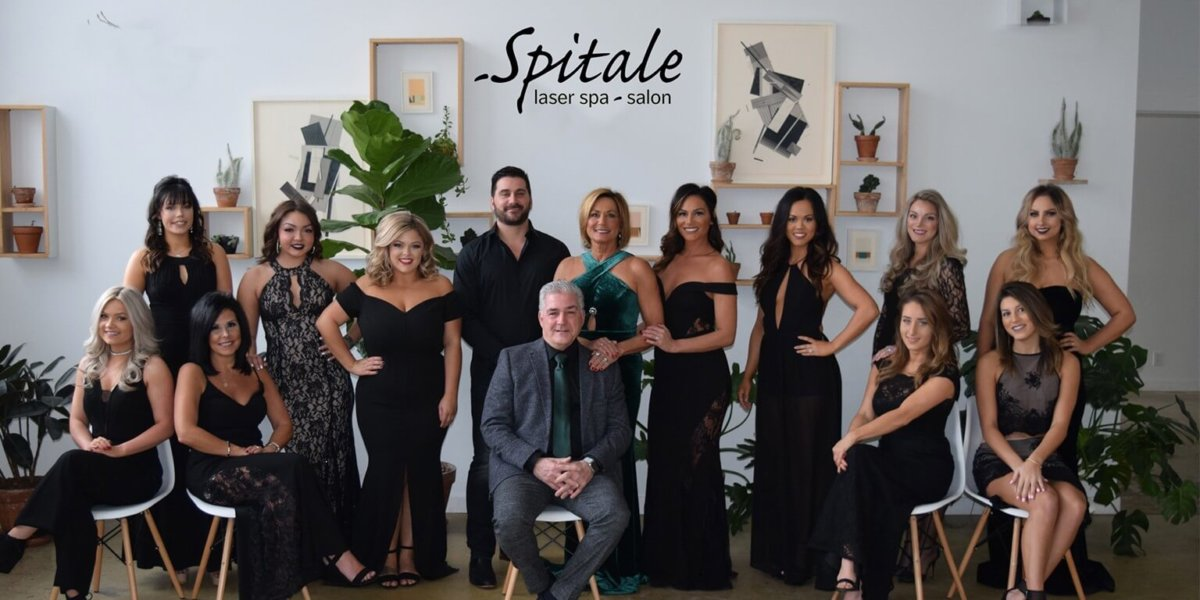 Staff at Spitale Laser Spa & Salon